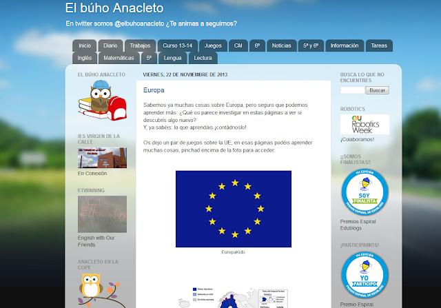 http://elbuhoanacleto.blogspot.com.es/