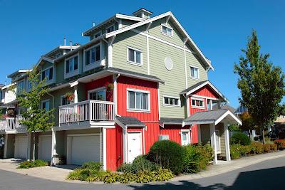 Casa habitación en Richmond Canadá
