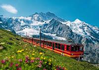 Kereta Jungfraubahn