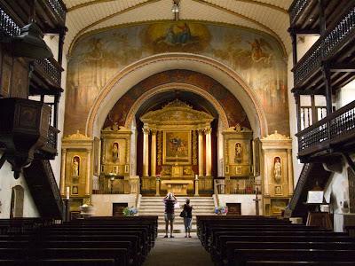 Iglesia de San Martín de Sara (Sare)