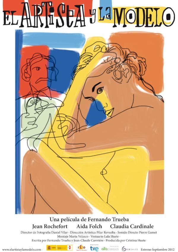 EL ARTISTA Y LA MODELO