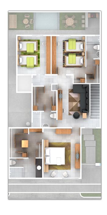 Baños En Planta Arquitectonica: de casa con 3 baños planta alta y dos medios baños en planta baja