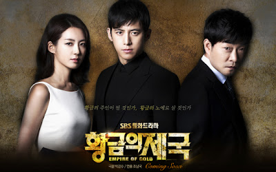 Download K-Drama Empire Of Gold Episode 15