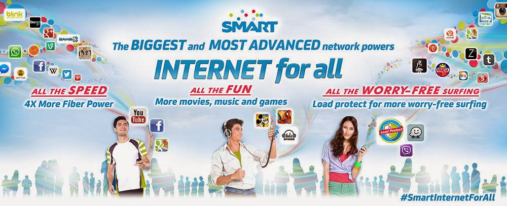Smart INTERNET for all