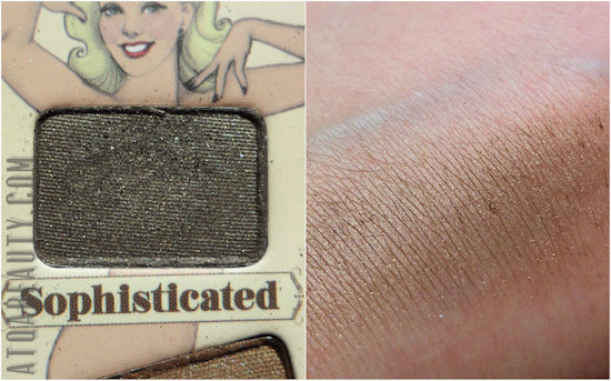 theBalm, Nude'tude, Sophisticated