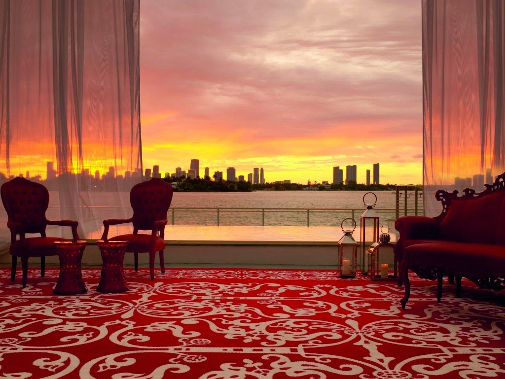 Miami Beach (Florida) - Mondrian South Beach 4.5* - Hotel da Sogno