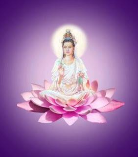 Quan_Yin lavender flame reiki