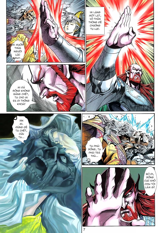 Thần binh huyền kỳ 3 - 3.5 Chapter 97 - Hamtruyen.vn