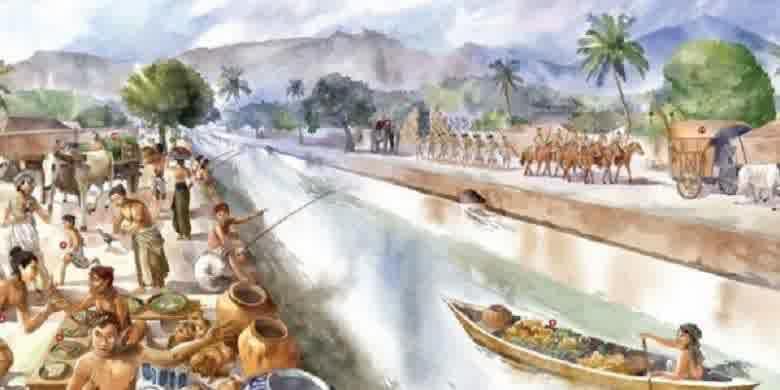 Cerita Bahasa Jawa Kejayaan Majapahit