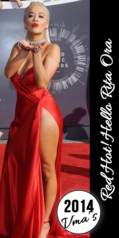 VMA's 2014 Red Hot Fashion | The Luxe Gen