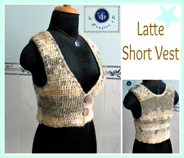 Latte Short Vest