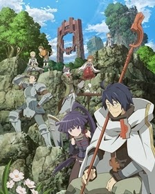 Log Horizon Online
