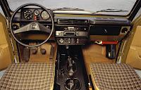 Mercedes G-Class W 460 1979 interior