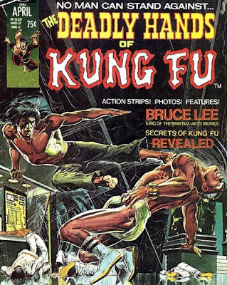 Deadly Hands of Kung Fu #1, Neal Adams cover