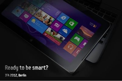 Lupakan Kekalahan, Samsung Pamer Tablet Windows 8
