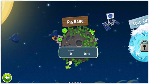 "AVG Mobilation - ""Angry Birds Space"" Truva Analizi"