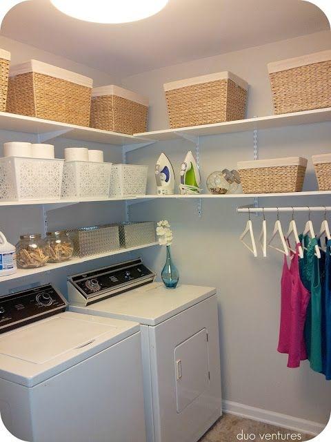 Perly judith mi antigua lavander a - Organizador de lavanderia ...