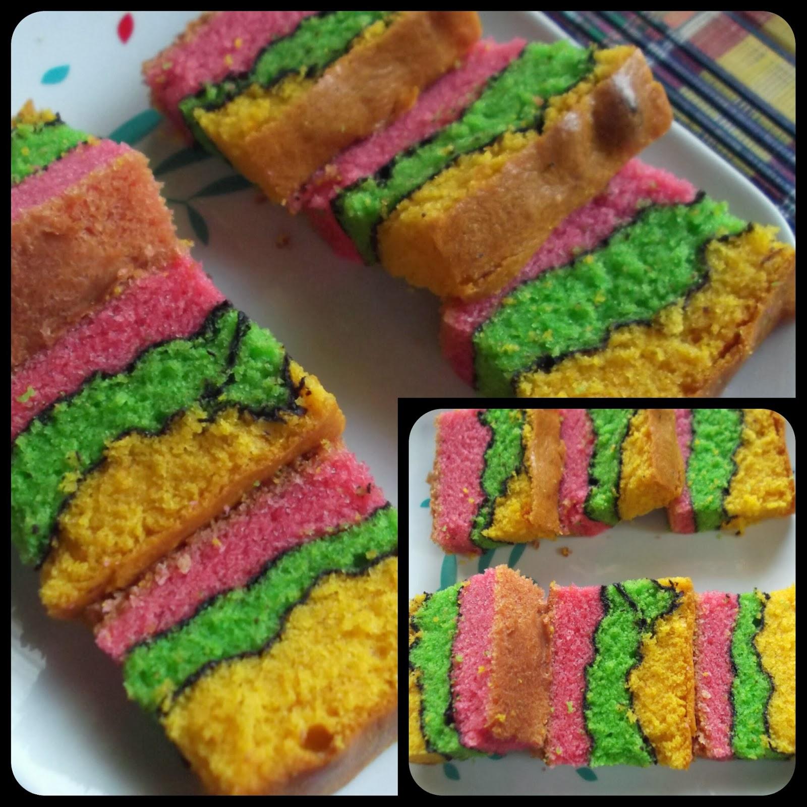 kek alunan kasih