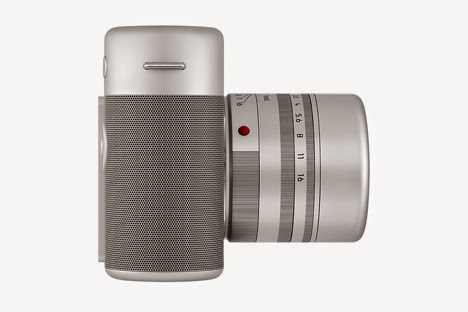 Leica M Camera design by Jonathan Ive