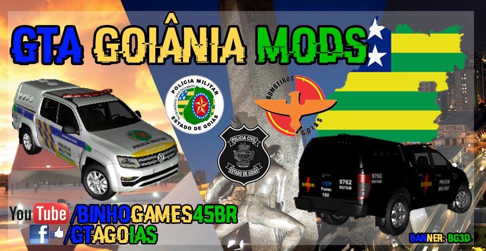 Gta Goiânia Mods