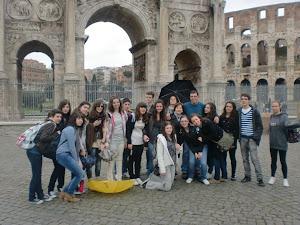 Viaxe a Roma 2011