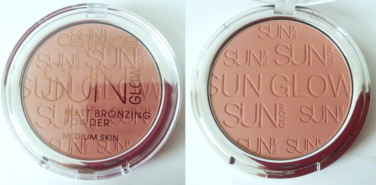 Catrice Sun Glow Matt Bronzing Powder - Medium Skin