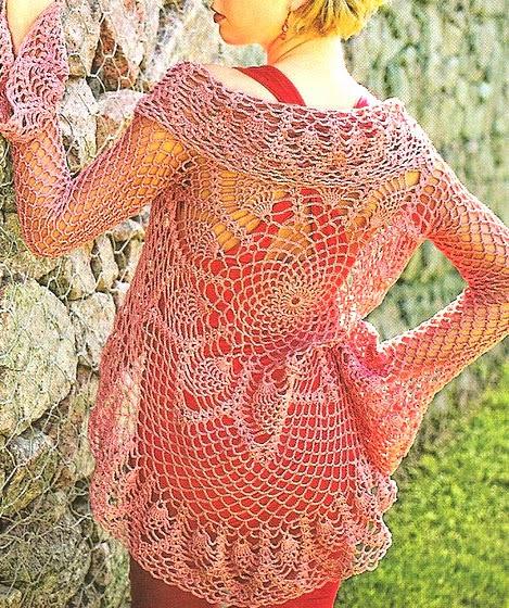 tejidos artesanales en crochet: enero 2014