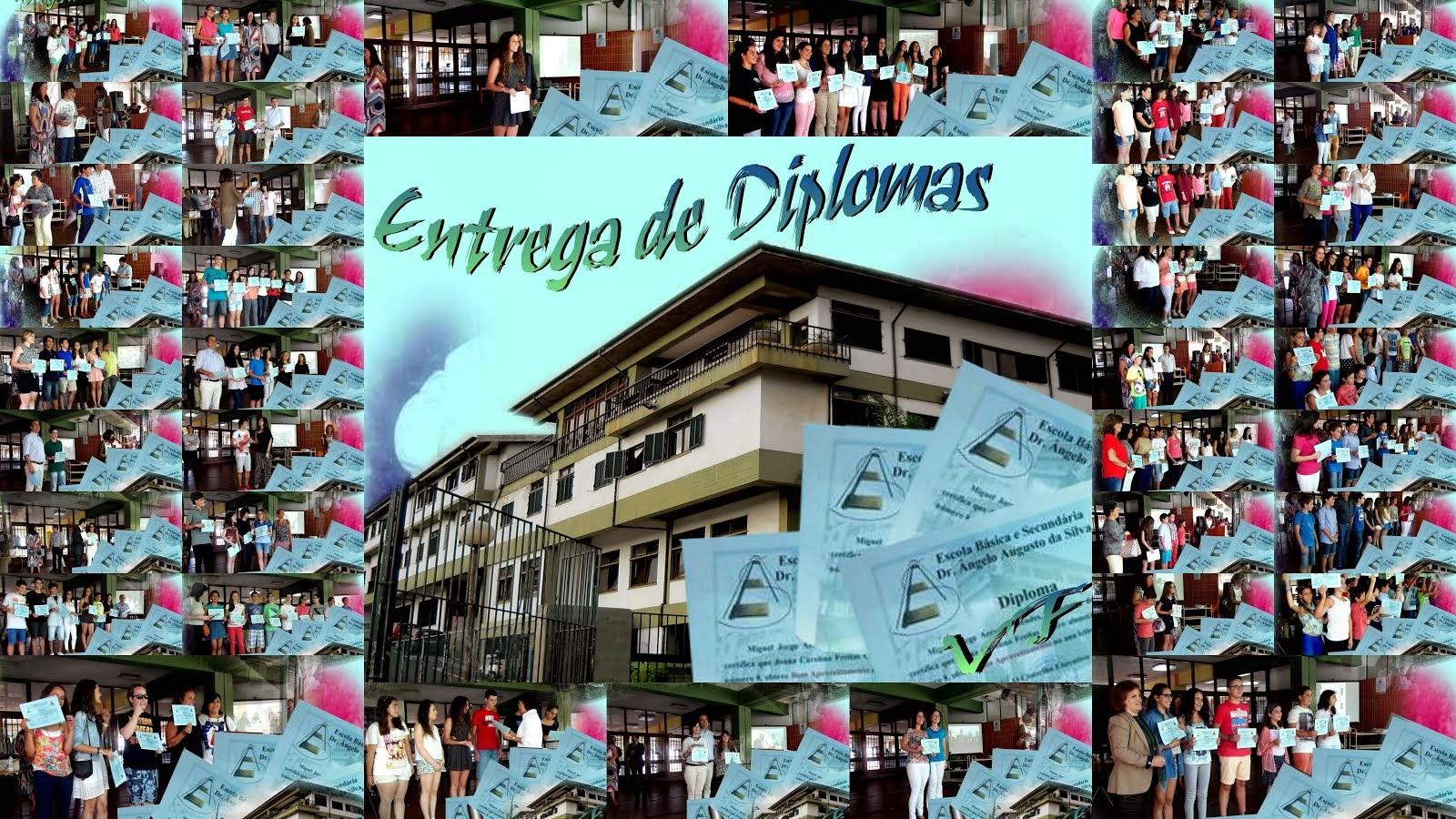 Entrega de Diplomas  2013-14