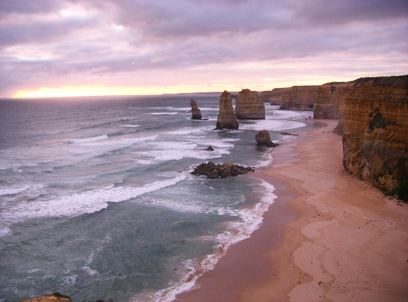 Australien, OZ, Frollein Pfau, Great Ocean Road, Port Campbell Nationalpark, Zwölf Apostel, Twelve Apostles
