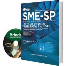 Apostilas SME/SP 2016