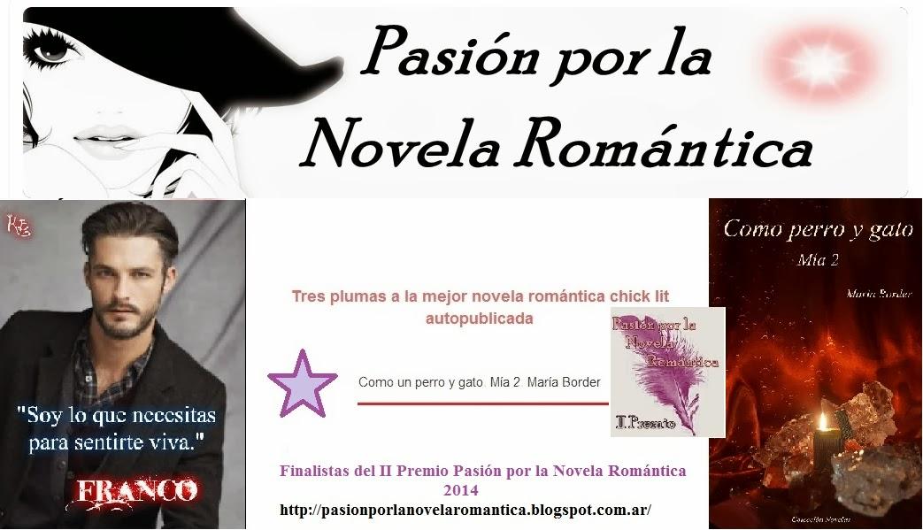 Ganadora Mejor Novela Romántica Chick Lit Autopublicada