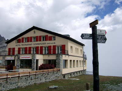 Hotel Restaurant Schwarzsee
