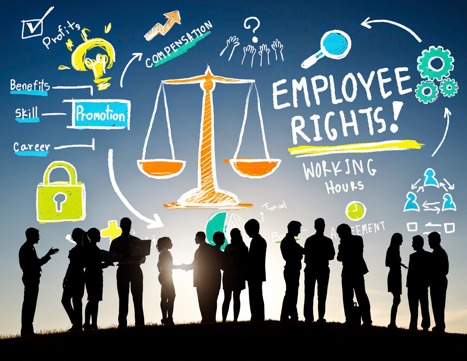 employment rights Immigrants' employment rights under federal anti-discrimination laws immigrants are protected from employment discrimination by laws enforced by the equal employment opportunity commission (eeoc.