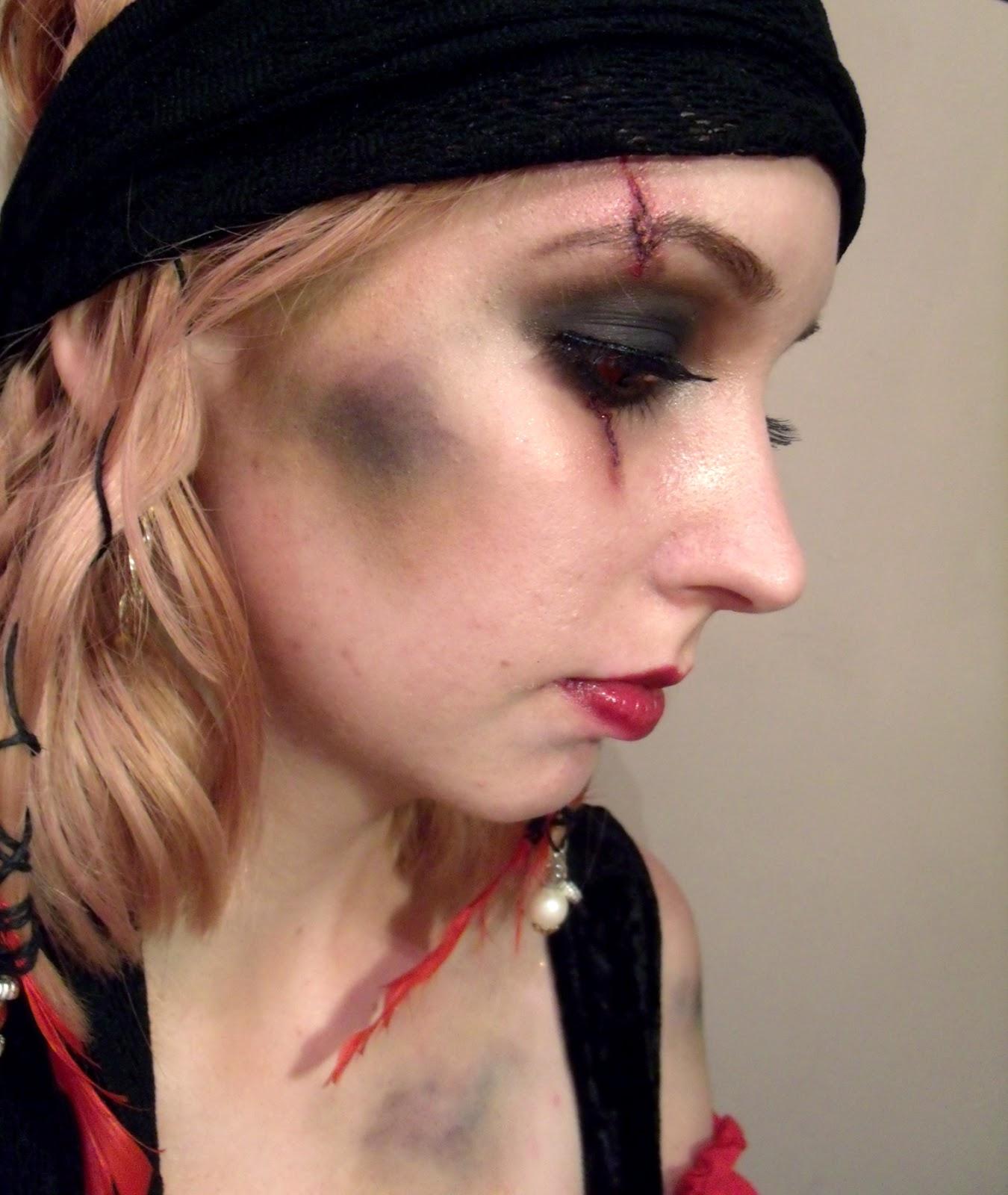 Makeup Ideas » Girl Pirate Makeup - Beautiful Makeup Ideas and ...