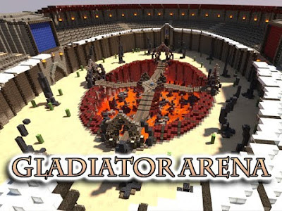 Inspirational Minecraft gladiator arena buildings ideas