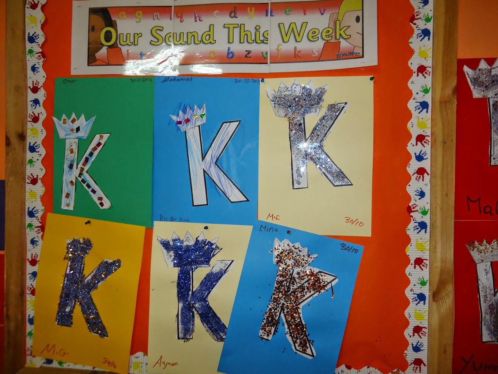 Welcome to Unity High School\'s Nursery Blog: Week 10