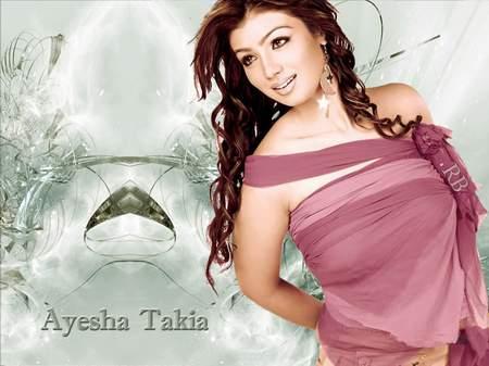 Ayesha Takia In Swimsuit