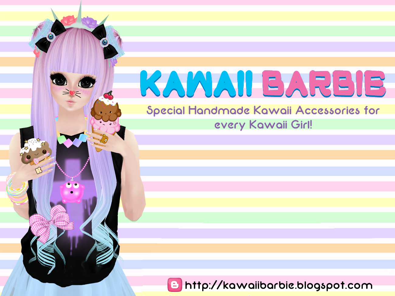 Kawaii Barbie