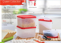 Katalog Promo Tupperware Juni 2013 - Queen Collection