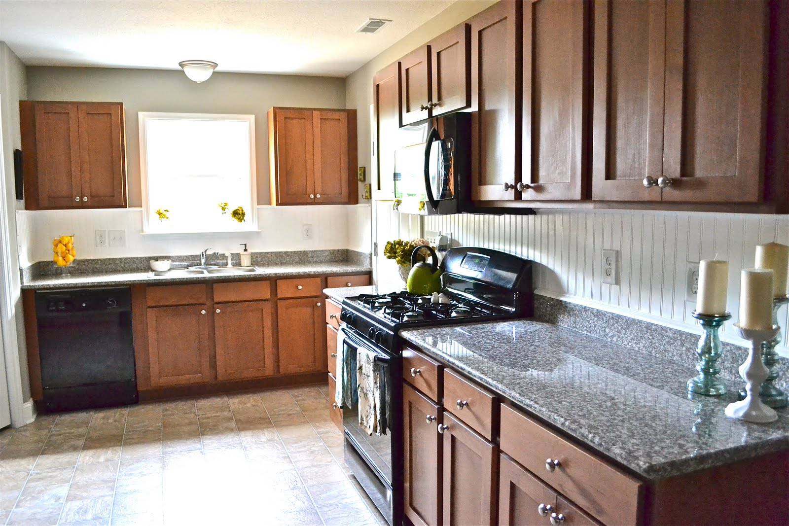 Wainscoting Kitchen Backsplash Beadboard Backsplash