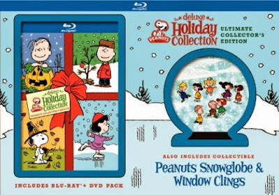 Peanuts Ultimate Deluxe Holiday Collection