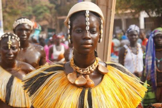CARNAVAL EM GUINE-BISSAU