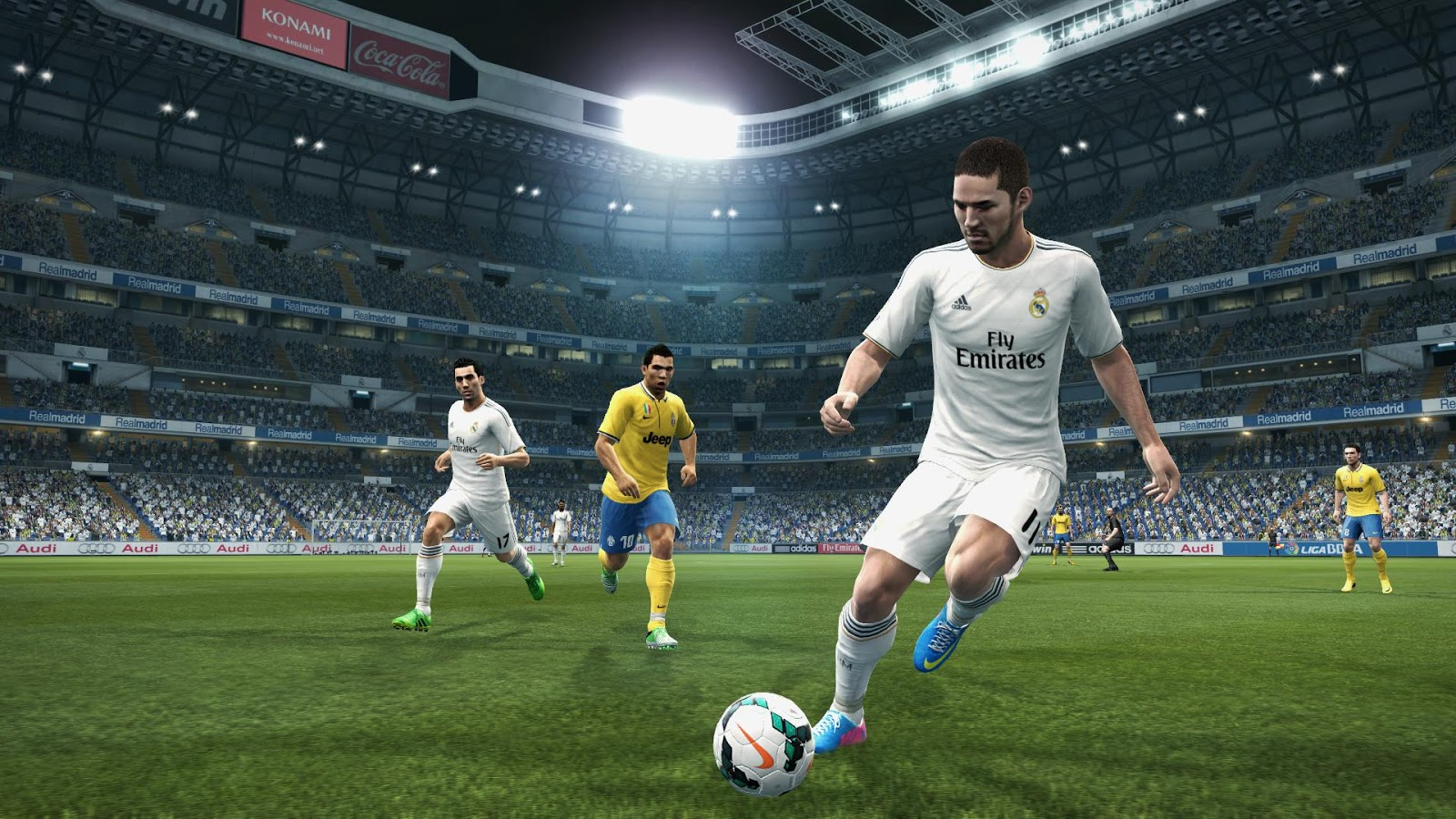 Download Patch 4.1 PES 2013 Terbaru