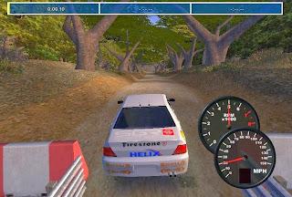 Euro Rally Championship Game