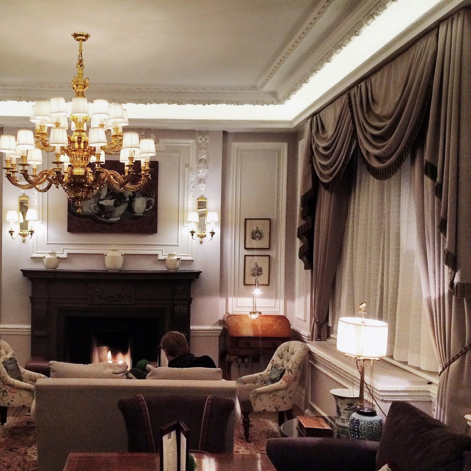 Stafford Hotel London Restaurant