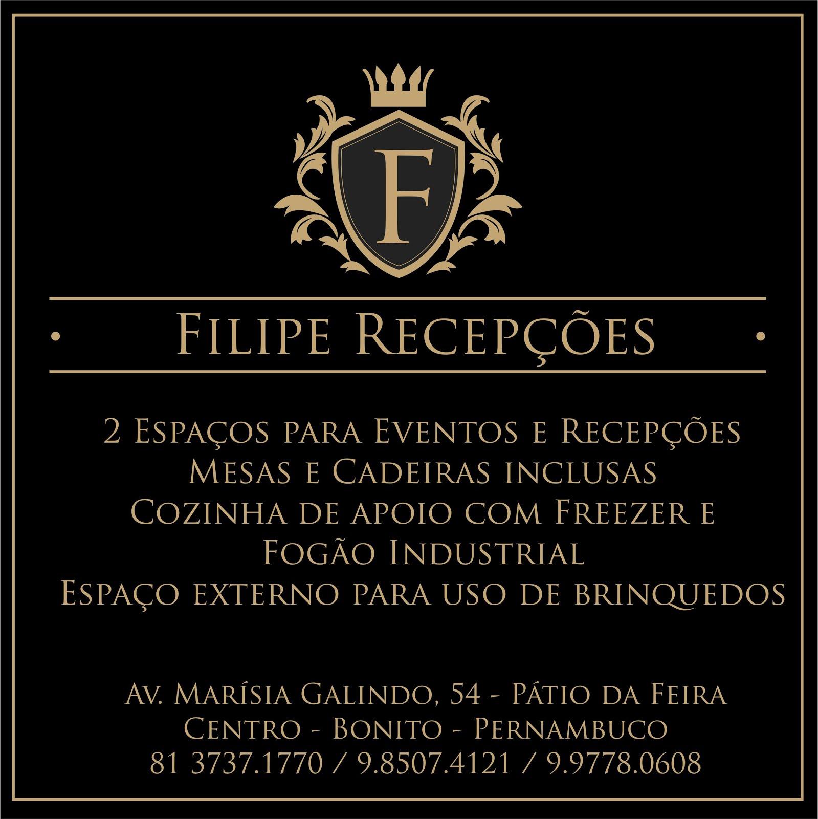 Filipe Recepções