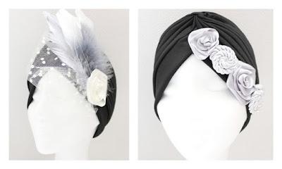 2016 - Coleccion Perla negra 4 Turbante