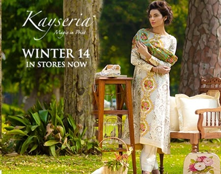 Kayseria Winter Collection 2014