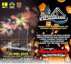 Festival Kaligarang 2015