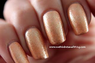 Nails Inc - You're A Peach